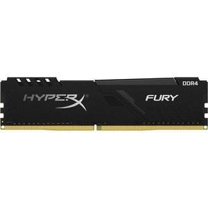 MEMORIA KINGSTON DDR4 8GB 2666MHZ HYPERX FURY BLAC 1