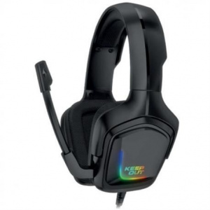 AURICULAR KEEPOUT GAMING HEADSET HX601 RGB PC/PS4 1