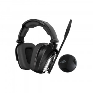AURICULAR KEEP-OUT HXAIR NEGRO 7.1 INALAMBRICO 1