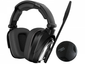 AURICULARES KEEP-OUT HXAIR NEGRO 7.1 INALAMBRICO 1
