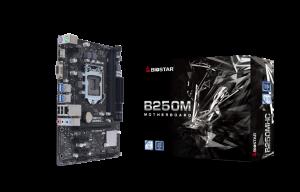 PLACA BASE 1151 BIOSTAR  B250MHC MATX/2XDDR4/HDMI/VGA 1