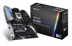 PLACA BASE 1200 BIOSTAR  Z490GTA ATX 1