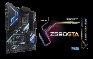 PLACA BASE 1200 BIOSTAR Z590GTA ATX PCIE 4.0 1