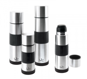 TERMO JATA MOD 835  EXCLUSIVE ACERO INOX 350ML 1