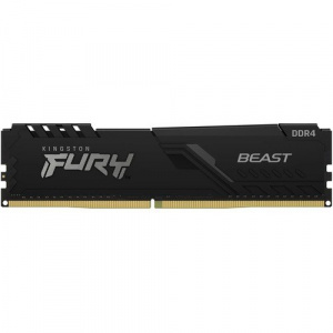 MEMORIA KINGSTON DDR4 8GB 2666MHZ FURY BEAST 1