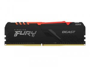 MEMORIA KINGSTON DDR4 16GB 3200MHZ FURY BEST RGB 1
