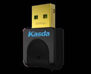 WIFI KASDA ADAPTADOR USB 300MBPS 1