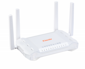 WIFI KASDA ROUTER 11AC 1200MBPS 4 PUERTOS REPEATER 1