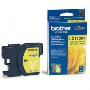 CARTUCHO BROTHER DPC-585/6490 AMARILLO 1