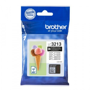 CARTUCHO BROTHER LC3213BK 400PG NEGRO 1