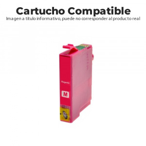 CARTUCHO COMPATIBLE BROTHER LC3219XL MAGENTA MFC-J573 1