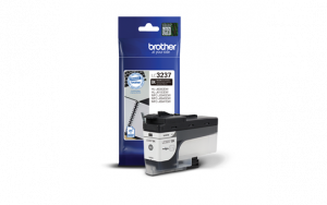 CARTUCHO BROTHER LC3237BK NEGRO 3000PG 1