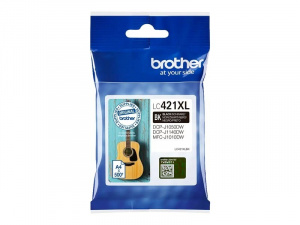 CARTUCHO BROTHER LC421XL NEGRO  500PAG 1