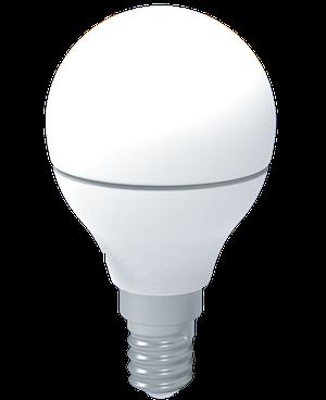 LED BOMBILLA ROBLAN 3.5W/E14/249LM/3000K/CÁLIDO 1