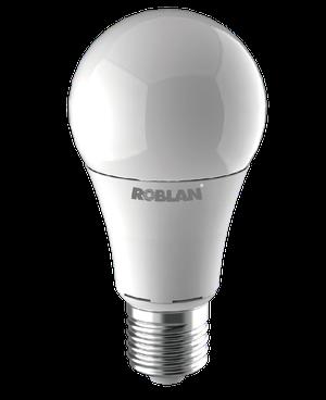 LED BOMBILLA ROBLAN 10W/E27/806LM/3000K/CÁLIDO/160 1