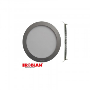 LED DOWNLIGHT ROBLAN 18W/1350LM/6500K/FRÍA/120º 1