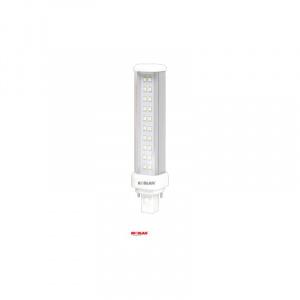 LED PL ROBLAN 8W/G24D-2/800LM/6500K/FRÍO/120º 1