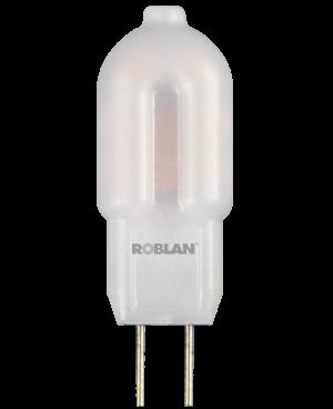 LED SKY G4 ROBLAN 1.2W/G4/100LM/3000K/CÁLIDO/360º 1