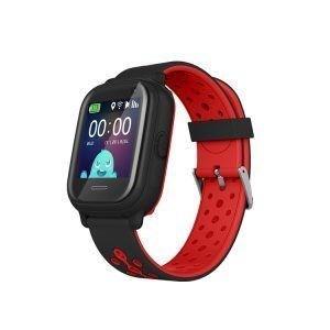 RELOJ LEOTEC SMARTWATCH KIDS ALLO GPS NEGRO/ROJO 1