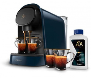 CAFETERA PHILIPS L`OR  BARISTA LM8012 AZUL 1