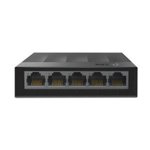 SWITCH TP-LINK 5 P 10/100  10/100/1000 PLASTICO 1