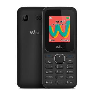 """TELEFONO MOVIL WIKO LUBI 5 PLUS NEGRO 1.8"""" 2"""