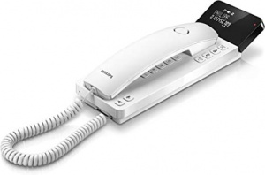 TELEFONO C/CABLE PHILIPS SCALA BLANCO 1