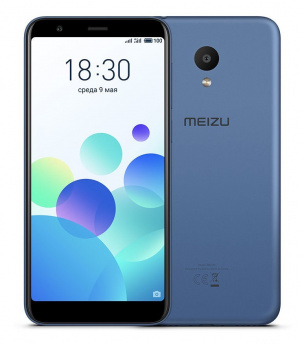 "TELEFONO MOVIL MEIZU M8C 4G AZUL 5.45""/QC1.4/ 2GB / 16GB 1"