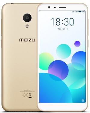 """TELEFONO MOVIL MEIZU M8C 4G ORO 5.45""""/QC1.4/ 2GB / 16GB 1"""