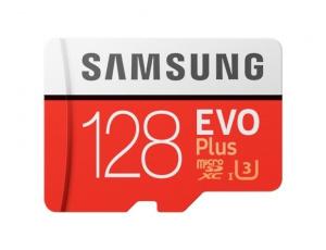 MEMORIA MICRO SD 128GB SAMSUNG EVO+ CLASE 10 1