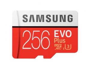 MEMORIA MICRO SD 256GB SAMSUNG EVO+ CLASE 10 1