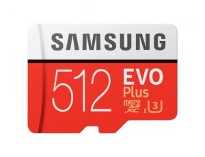MEMORIA MICRO SD 512GB SAMSUNG EVO+ CLASE 10 1