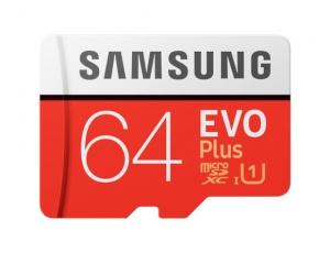 MEMORIA MICRO SD 64GB SAMSUNG EVO+ 2020 CLASE 10 1