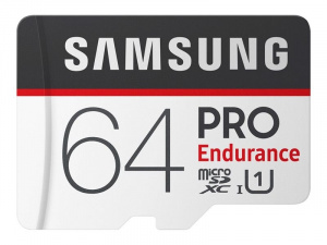 MEMORIA MICRO SD 64GB SAMSUNG PRO ENDURANCE 1