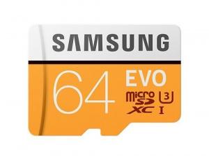 MEMORIA MICRO SD 64GB SAMSUNG EVO+ CLASE 10 1