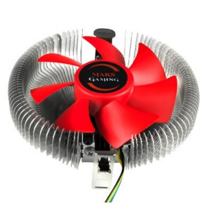 VENTILADOR CPU MARS GAMING MCPU1V2 INTEL / AMD 1