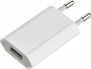 CARGADOR 5V USB IPHONE ORIGINAL APPLE BULK 1