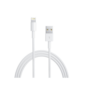 CABLE APPLE LIGHTNING - USB ORIGINAL 1