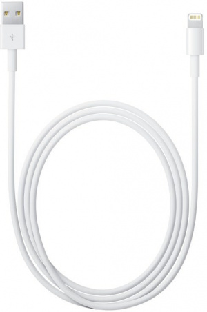 CABLE APPLE CONECTOR LIGHTNING A USB ORIGINAL 2M 1