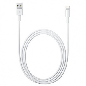 CABLE APPLE CONECTOR LIGHTNING A USB ORIGINAL 1