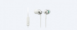 AURICULARES SONY EX110AP ANDROID BLANCO CON MICRO 1