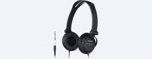 AURICULARES SONY MDRV150 NEGRO REVERSIBLES 1