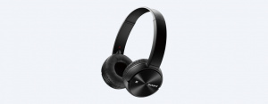 AURICULAR SONY MDR-ZX330BT BLUETOOTH MICRO NEGRO 1