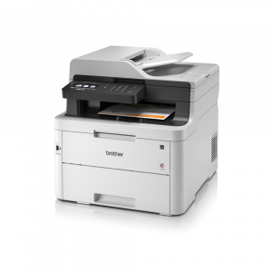MULTIFUNCION LASER COLOR BROTHER MFCL3750CDW FAX 1
