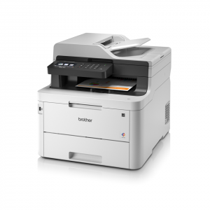 MULTIFUNCION LASER COLOR BROTHER MFCL3770CDW FAX 1