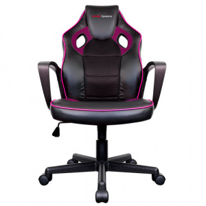 SILLA GAMER MARS GAMING MGC0BP NEGRA/MORADA 1