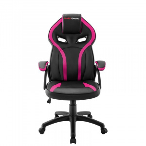 SILLA GAMER MARS GAMING MGC118BP ROSA 1