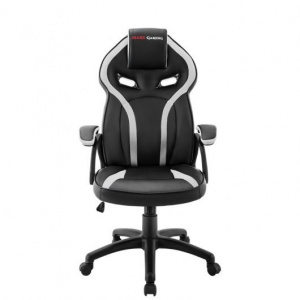 SILLA GAMER MARS GAMING MGC118BW BLANCO [P14] 1