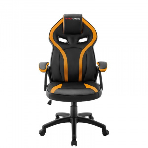 SILLA GAMER MARS GAMING MGC118BY AMARILLA 1