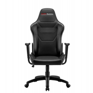SILLA GAMER MARS GAMING MGC218 NEGRA 1